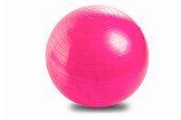 Wholesale Yoga ball cmPVC environmental protection new material thickening inflatable ball yoga ball shaped explosion proof pregnant women