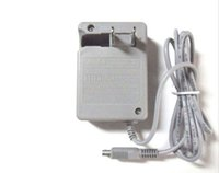Wholesale Hot sell Details about Wall Home Travel Battery Charger AC Adapter for Nintendo DSi XL DS DS XL with retail package