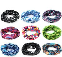 Wholesale Fashion Hair band Headbands Bandanas Head Wrap Dating Sports College Travel Hairband For Lady Girl Men Unisex