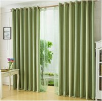 Wholesale Modern simple thickening Mianma curtain