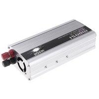 Wholesale 1500W WATT DC V to AC V Portable Car Power Inverter Charger Converter Transformer