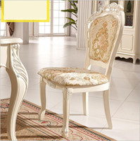 antique italian chairs - hot selling Antique Style Italian small table Solid Wood Italy Style Luxury tea Table Set chairs pfy10158