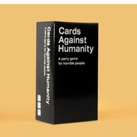 big black paper - Best Quality Cards of Humanity game US Edition Card Full Base Set Pack Party Gam HIGH QUALITY THICK CARDS Cards