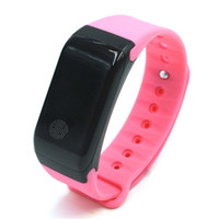 Wholesale X7 Wristband Heart Health Intelligent Bluetooth Monitor Pedometer Band Temperature Height Sports Wrist Watches Exercise Tracker