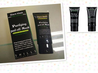 Wholesale SHILLS Deep Cleansing Black Mask Pore Cleaner ml Purifying Peel off Mask Blackhead Facial Mask Free