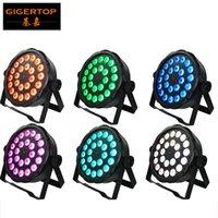 american dj products - TIPTOP XLOT ADJ Products MEGA FLAT TRI PAK Bright Tri Colored LED American DJ Mega TriPar Profile X3W RGB LEDS Freeshipping