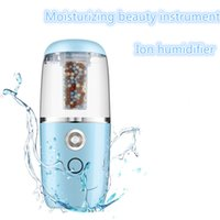 beauty supply retail - 2017 high quality and retail anion replenishment sprayer steaming device humidifier atomization beauty instrument support USB char