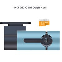 app sd card - coolACC WiFi Selfie Camera Mini Car Recorder High Definition Lens with Wireless Built in WiFi Mobile App Control Blue iCam2 Plus Car DVR