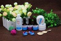 Wholesale Btt manicure Nail Art xclear Transparent Uv Gels Cleanser Plus Primer Top Coat Desiccant For Manicure Tips Extension