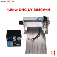Wholesale Multifunction Metal cnc engraver axis mini cnc milling machine with KW for metal wood stone aluminum
