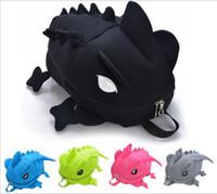 Wholesale Fashion Cartoon Dinosaur Backpacks Halloween Cute animal Leisure Travel Bag Creative Schoolbag Kid Christmas Gifts