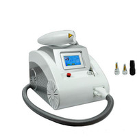 Wholesale high quality Nd Yag Laser Tattoo Removal Beauty Machine Pigments Removal device