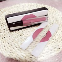 beauty packages - HUDA BEAUTY new PVC packaging color matte lasting water does not stick cup lip gloss