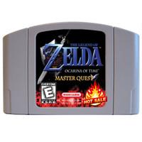 achat en gros de marque zelda-Nouveaux jeux classiques pour la version CANDA USA Livraison gratuite via DHL Legend of Zelda: QUEST