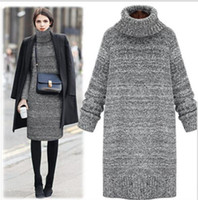 Wholesale The new Winter basic Women pulloversCashmere sweater thickening sweater pullovers