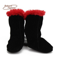 american vintage shoes - 2016 Hot Sale Winter Boots For quot American girl Doll Vintage Shoes For Doll Reborn Dolls Accessories