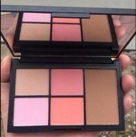 Wholesale Virtual Domination Cheek Palette Laguna Bronzer Deep Throat Blush Highlighting Blush Powders Blushers Bronzer