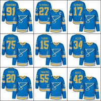 anti gold - 2017 Winter Classic Premier St Louis Blues Men s Alex Pietrangelo Vladimir Tarasenko Jaden Schwartz Backes Stitched Hockey Jerseys