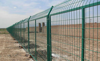 Wholesale Exporter Hot Sale Tiwn Horizaron Barriers High Quality mm Mesh Guardrail High Security Fence Stainless Steel Fencing for Playground