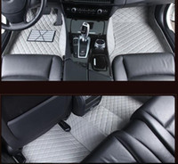 Non-slip bentley mats - Waterproof Leather XPE Car Floor Mats for Bentley GT with ECO friendly material