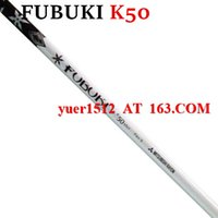 Wholesale TOP FUBUKI K50 men s Graphite Regular Flex or Stiff flex shaft Golf Clubs FUBUKI Shaft Inch