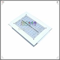 Wholesale New w led canopy light for gas station Meanwell driver led flood light Ceiling Lights DHL H122