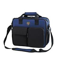 backpack repair - Utility Oxford Fabric Electrician Repair Tool Bag Belt Tool Holder Pockets Hardware Organizer Backpack x26x8cm