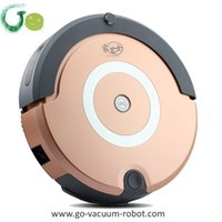 Wholesale 518F cleaning robot with dust bucket vacum cleaner robot professional house cleaners