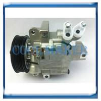 Wholesale DKV06R compressor for Peugeot Citroen C1 Toyota Aygo H010 PEK317 RJ TSP0155881