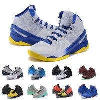 basketball bowling balls - With Box Newest Curry Mens Basketball Shoes Sneakers Retro Signature Stephen Curry Trainer Curry s Basket ball Shoe Sports Boots US