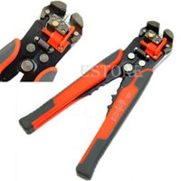 Wholesale Professional Automatic Wire Striper Cutter Stripper Crimper Pliers Terminal Tool