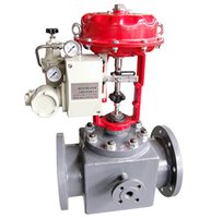 Wholesale Insulation Control Valve Pneumatic Diaphragm Jacketed Control Valve