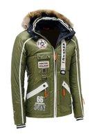 bogner - Europe bogner s men outdoor sports wind army green warm clothing down jacket