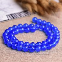 Wholesale Natural Carnelian Round Blue Beads Strand mm mm mm mm mm mm