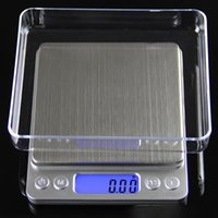 Wholesale 2017 Pocket Scale g g g g g g Digital Jewelry Weight Electronic Balance Scale g oz ct gn