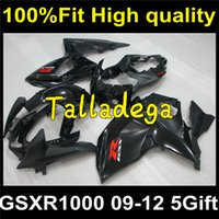 Wholesale Plastic Body Fairing Set Kit For SUZUKI GSXR1000 GSXR GSX R1000 S