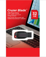 Wholesale 100 Real Capacity Cruzer Blade USB Flash Drive GB GB GB GB GB Flash Drive Pendrive USB
