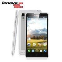 Precio de Lenovo p780-Original <b>Lenovo P780</b> 5.0 pulgadas teléfonos androides MTK6589 Quad Core 1.2GHz 4000mAh de la batería de 8.0MP Cámara Dual SIM