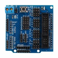 analog servo motor - Sensor Shield Digital Analog Module Servo Motor For Arduino UNO R3 MEGA V5 OI