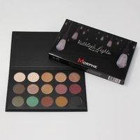 Wholesale Morphe x Kathleen Lights Eyeshadow Palette Shades