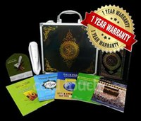 Wholesale freedownloading recites and translations a Digital Quran reader Qur an Pen player Word by word function freeshipping
