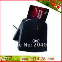 Wholesale USB Contact Smart IC Chip Card Reader Writer Programmer ACS ACR38U H1 ACR38U BMC With SDK Sle4442 Card Free ship