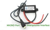 Wholesale Non isolated water proof DC DC step down voltage converter v to v A for car charge application