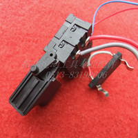 Wholesale single pc speed switch FA apply to Makita V lithium battery charge drill with DC lamp