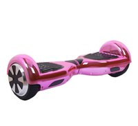 Wholesale 6 quot CHROME HOVERBOARD FOR KIDS WITH BLUETOOTH REMOTE CONTROL BAG