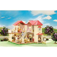 Wholesale Calico Critters Luxury Townhome Gift Set