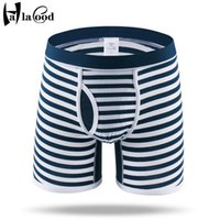 Wholesale Hot Selling Quality Cotton Cheap New Male Fashion sexy Brands Famous Pant Men Underwear Mr Boxers Shorts Large Size Underpant