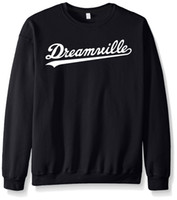 Wholesale new autumn winter dreamville fashion casual hoodies Cotton brand clothing harajuku men black sweatshirt yung lean hip hop