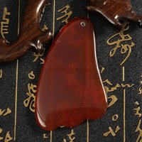 Wholesale Traditional Natural Agate Guasha Board Carnelian Gua Sha Full Body Face Neck Massage Tool Acupuncture Health and Beauty
