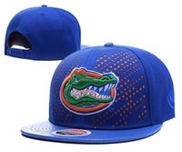 Wholesale 2017 new arrivals real photo Florida Gators baseball caps snapbacks hats